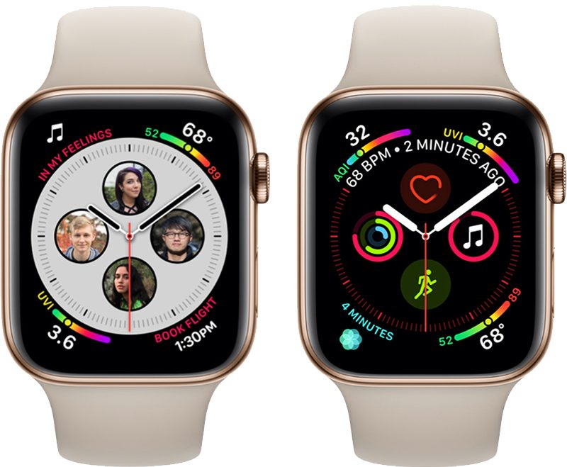Novi sat Apple Watch 4 generacije sa najboljim ekranom ikada do sada retina od ivice do ivice