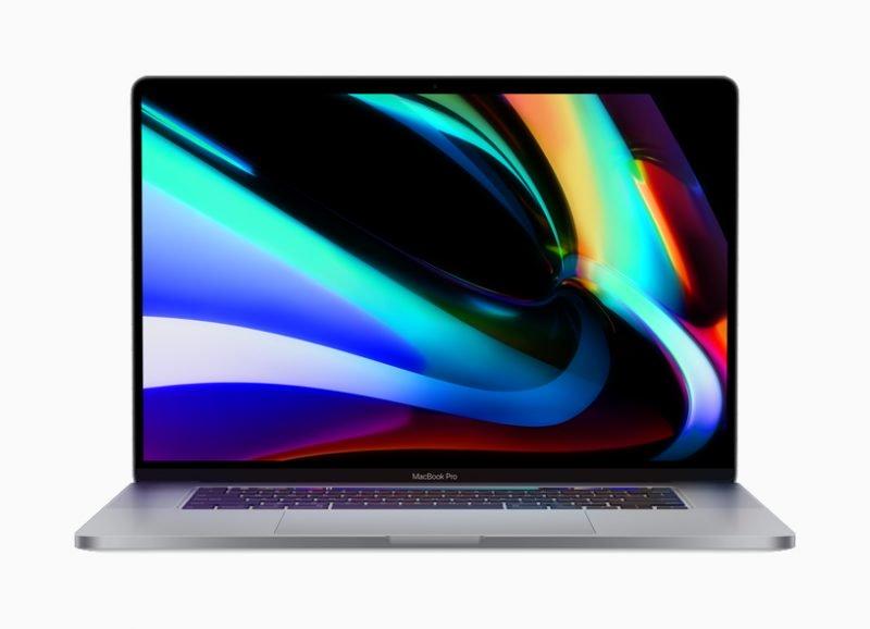 16inčni MacBook Pro