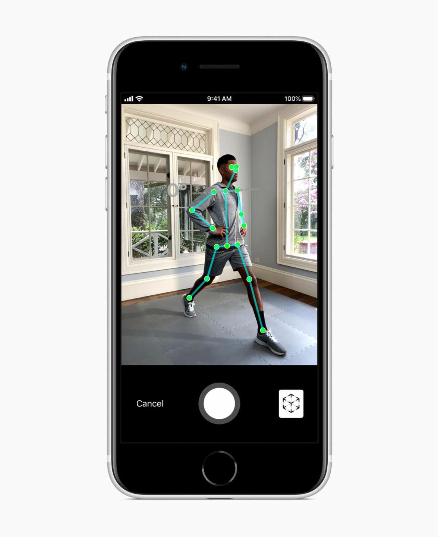 A13 Bionic čip omogućaca Augmented Reality na telefonu