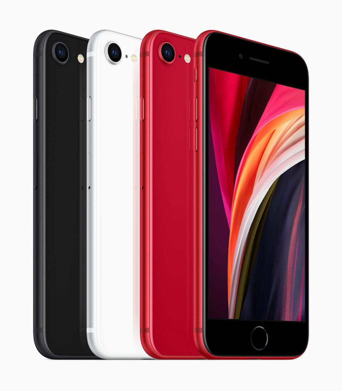 iPhone SE 2020 porodica sve boje