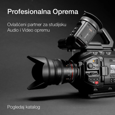 Prodaja Profesionalne audio video Opreme