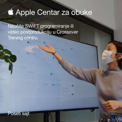 Apple centar za obuke nauci swift programiranje